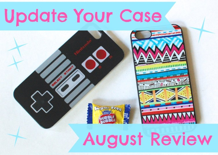 Update Your Case August 2014 Review