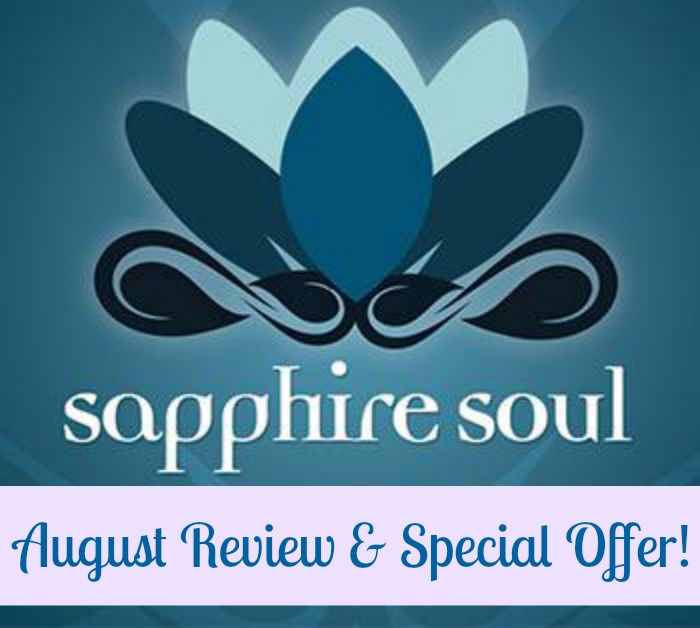 Sapphire Soul August review & special offer