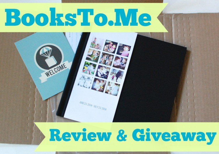 BooksTo.Me Instagram Photo Book Review & Giveaway! Ends 9/28/14