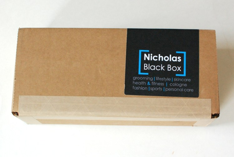 Nicholas Black Box October 2014 Review