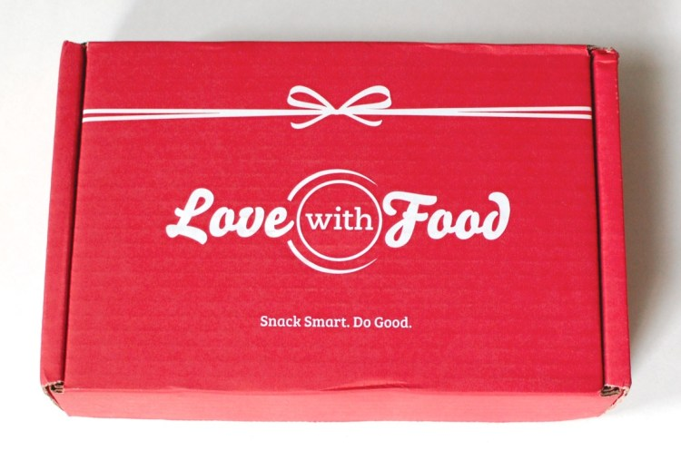 "Love With Food ""Monster Mash"" October 2014 Review & FREE Box"