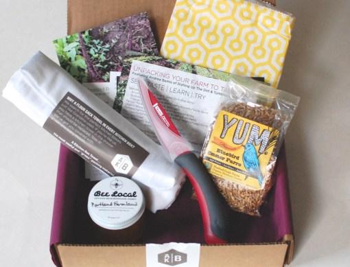 A Kitchen Box Farm to Table Box 2014