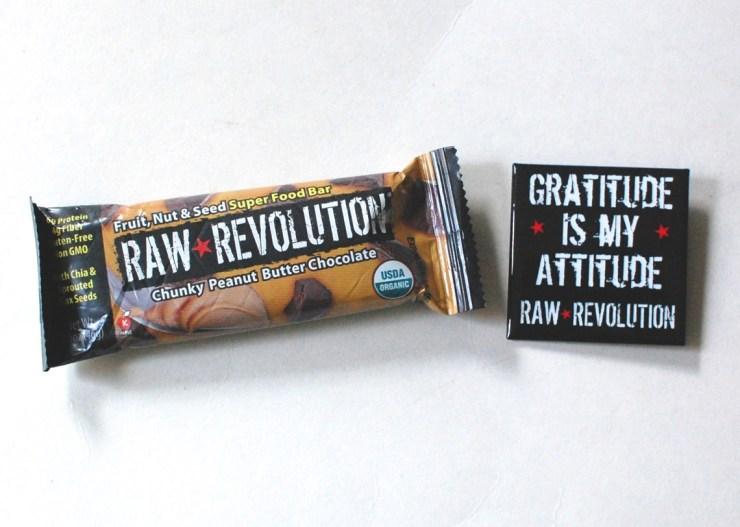 Raw Revolution bar