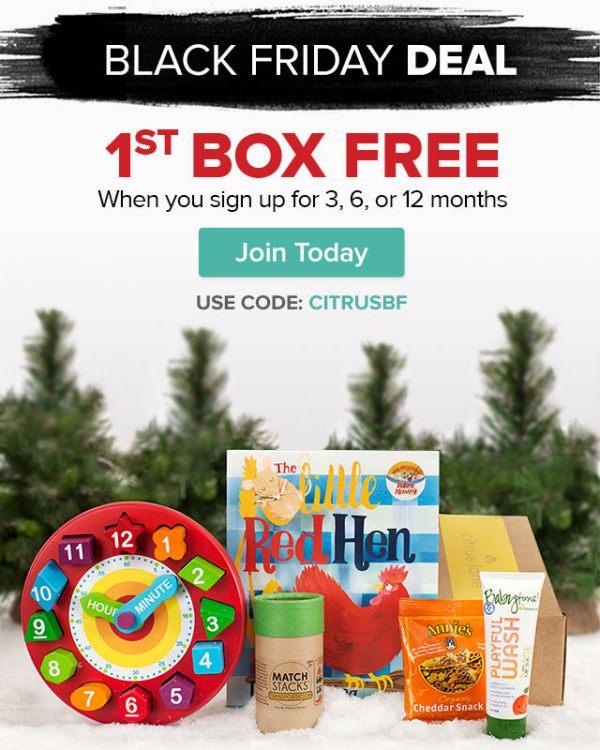 Citrus Lane free box