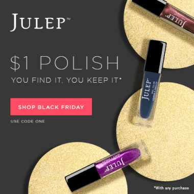 Julep dollar polish