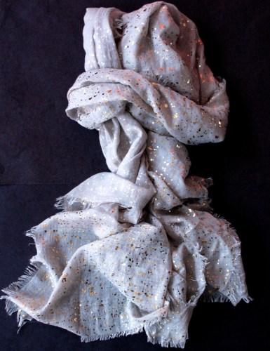 Spun scarf Popsugar