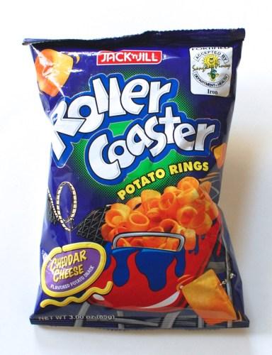 Roller Coaster potato rings