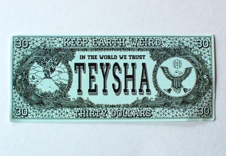 Teysha