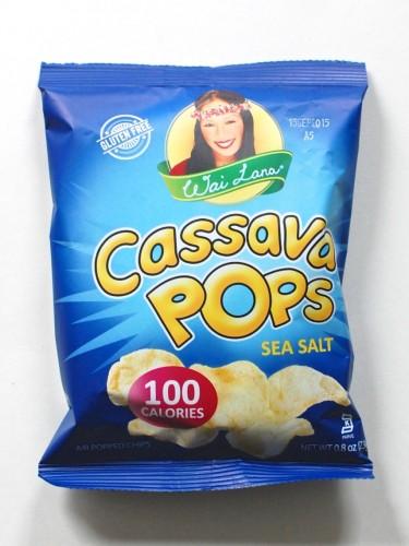 Cassava Pops
