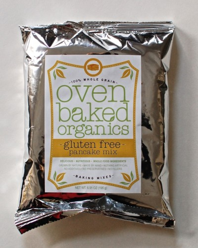 Oven Baked Organics