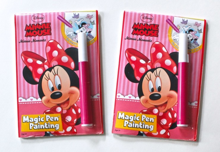 Minnie Mouse magic pen