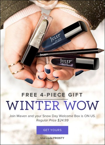 Julep Winter Wow Free
