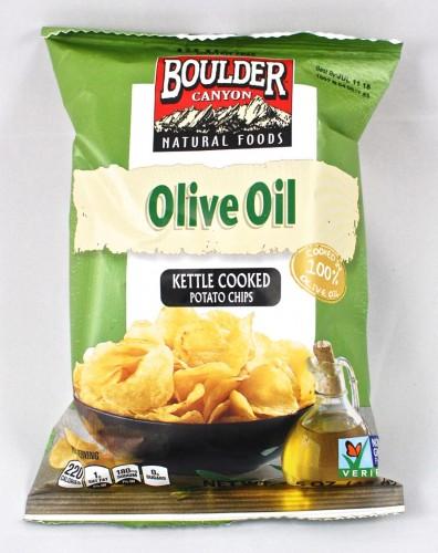 Olive Oil chips