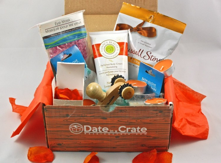 Date in a Crate February 2015 Review