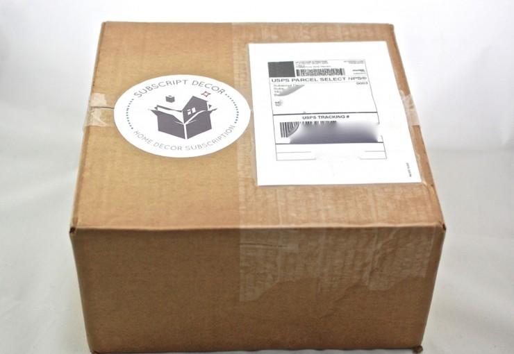 Subscript Decor box