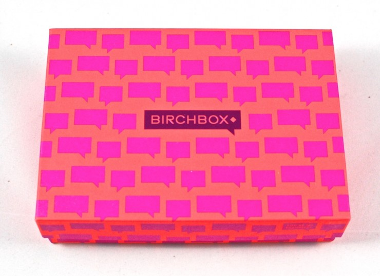 Birchbox box
