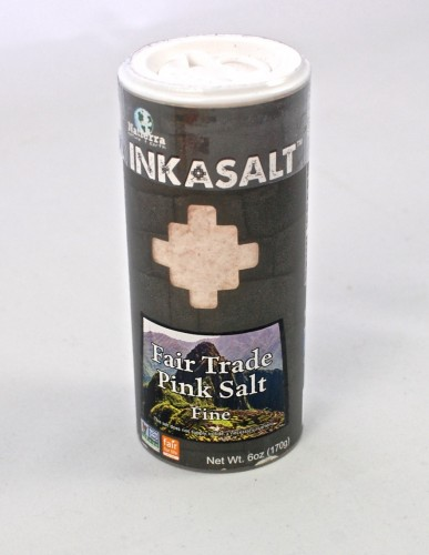 Inka salt