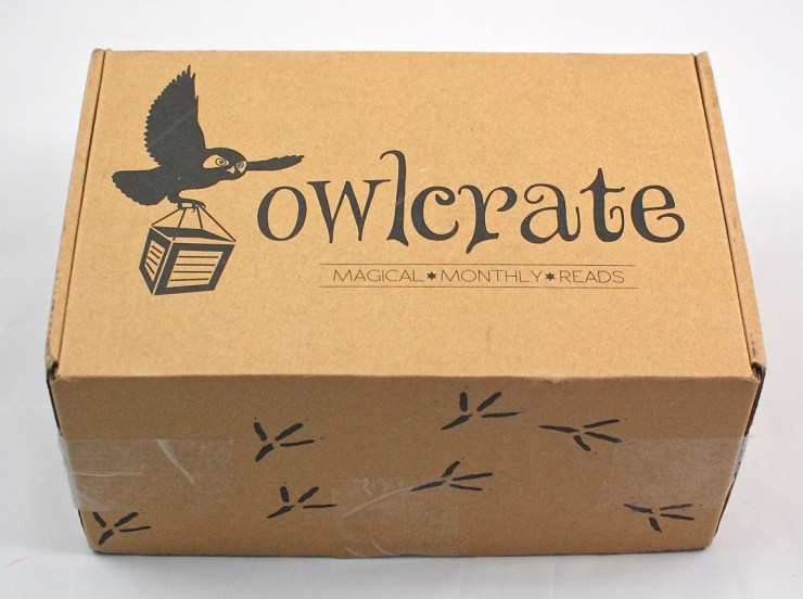 OwlCrate box