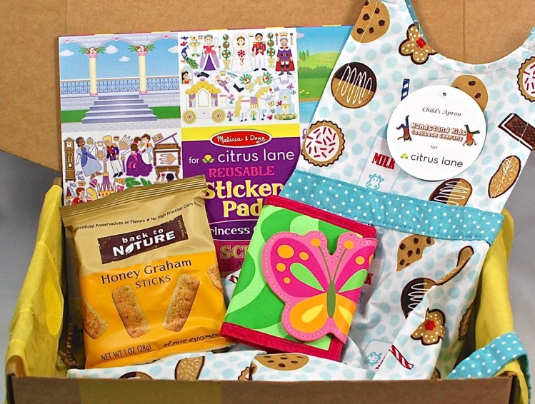 Citrus Lane March 2015 Review, Free Gift with Purchase, & Coupon Code