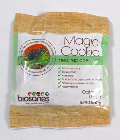 Magic Cookie