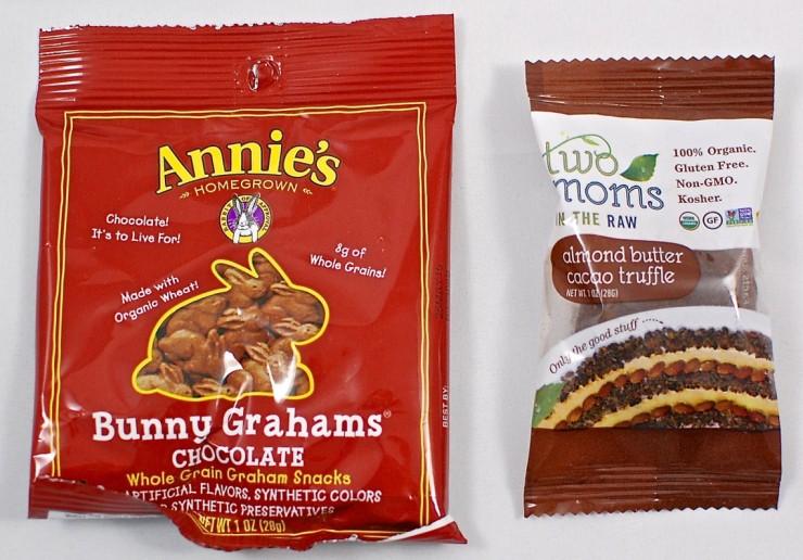 Annie's grahams