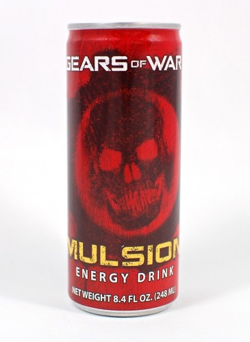 Gears of War energy drink