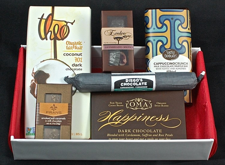 Chococurb March 2015 Chocolate Box Review, Coupon, & Giveaway
