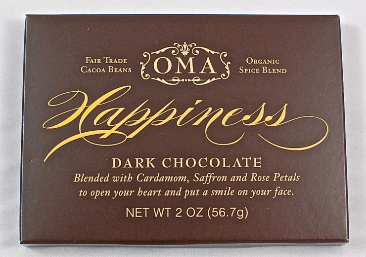 OMA Happiness bar