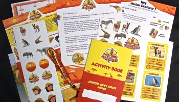 Junior explorers welcome kit review 50 discount 2 little rosebuds junior explorers mission serengeti review 50 coupon code fandeluxe Gallery