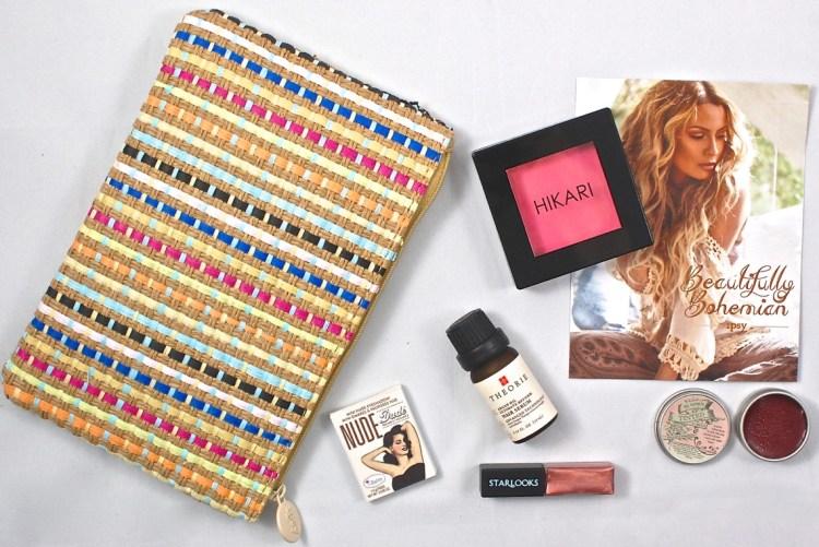 Ipsy April 2015 Glam Bag Review