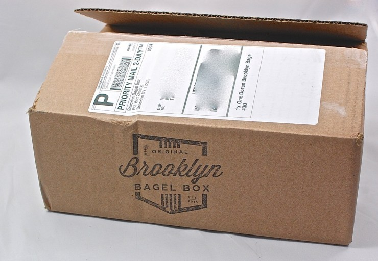 Brooklyn Bagel Box Review 2 Little Rosebuds