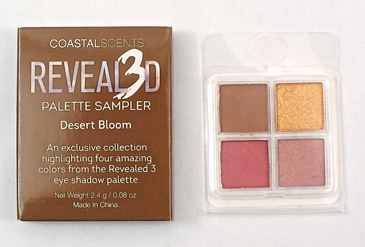 Revealed 3 Eyeshadow quad