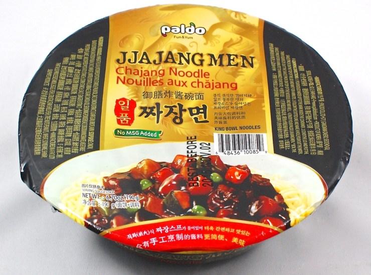 Chajang Noodle