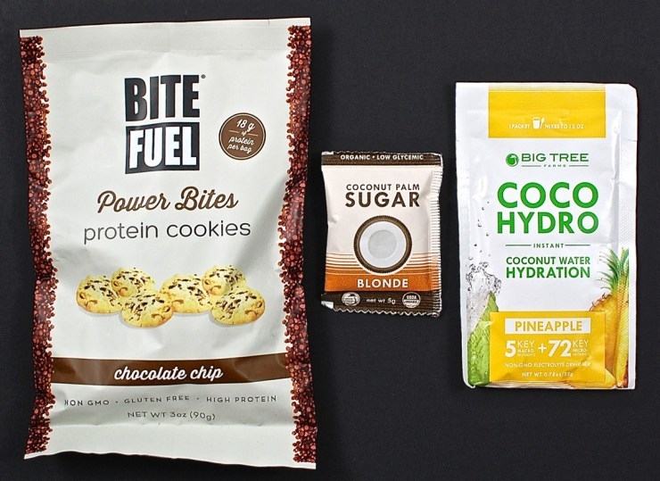 Bite Fuel Protein Cookies