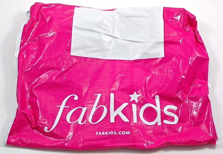 FabKids June 2015 Outfit Review & BOGO Offer
