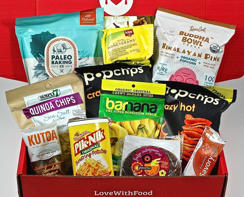 Love With Food Gluten Free
