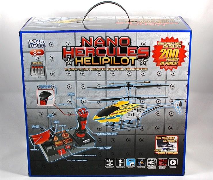Nano Hercules Helipilot