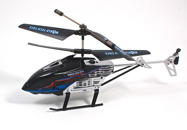 RC Subscription helicopter