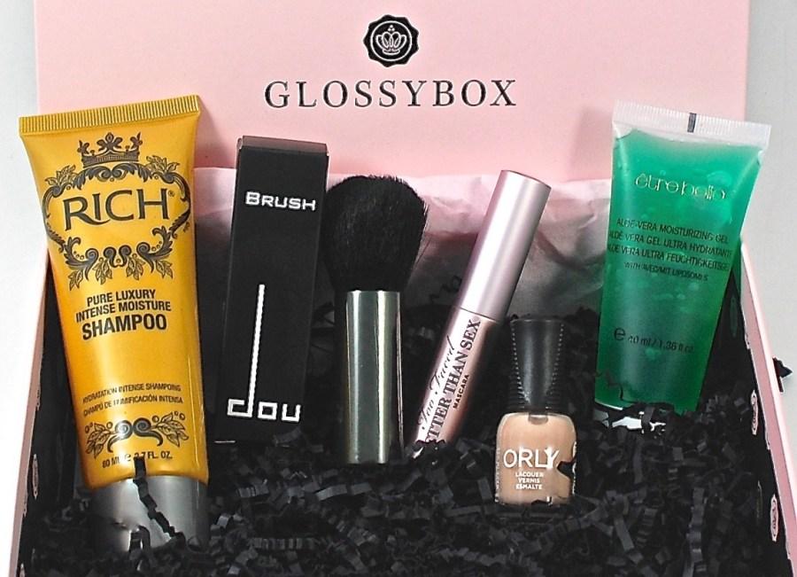 Glossybox June
