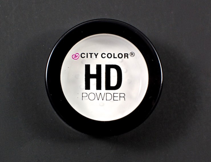 City Color HD Powder