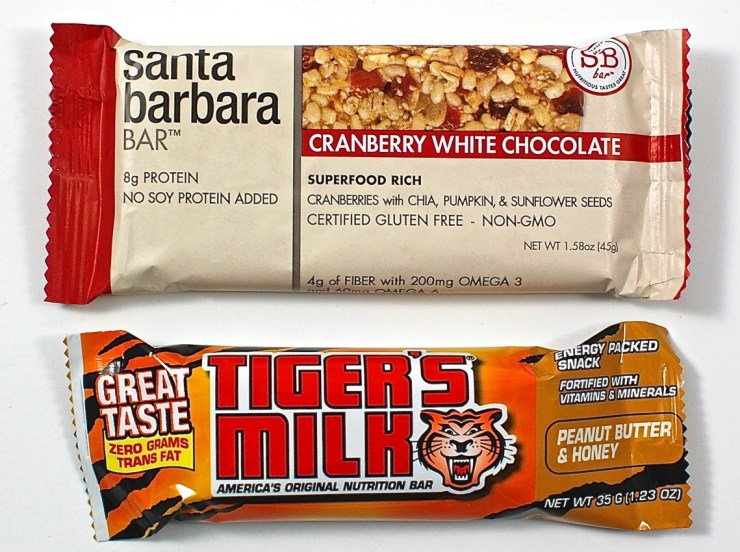 Tiger's Milk bar