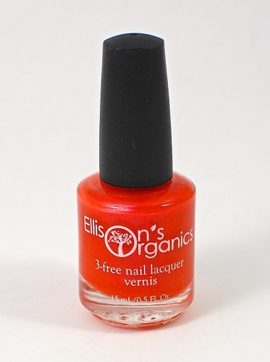Ellision's Organics polish