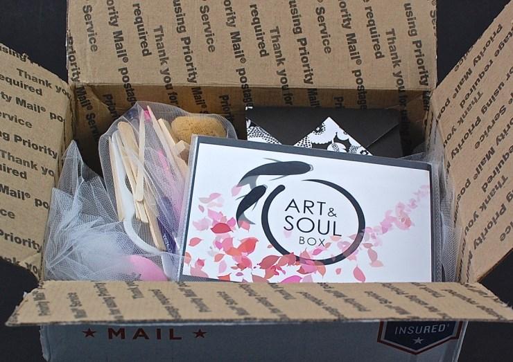 Art & Soul box