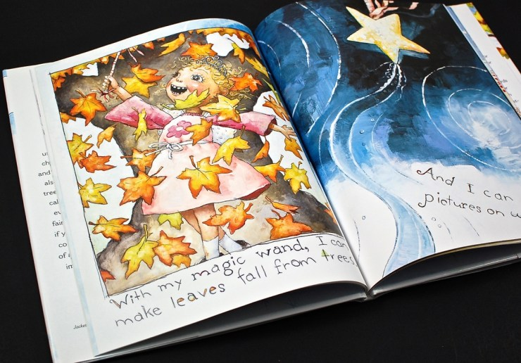 Alice the Fairy book