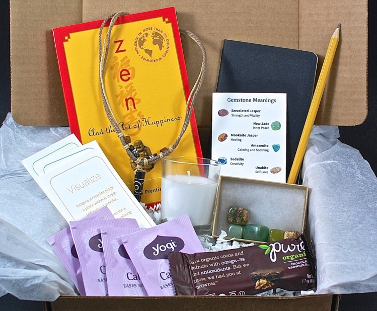 Calmbox July 2015 Review & Exclusive Coupon Code