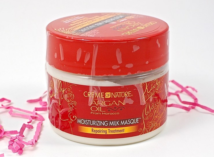 Creme of Nature Argan Oil Masque
