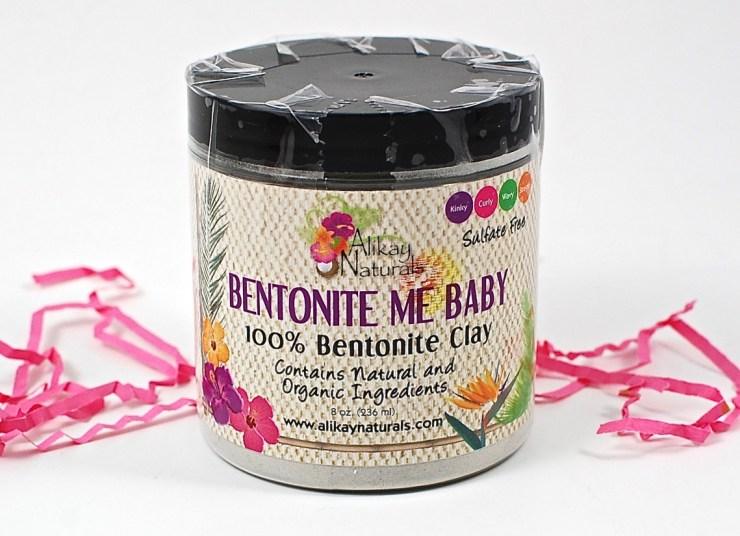 Bentonite Me Baby