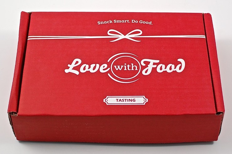 Love With Food box