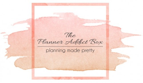 The Planner Addict Box