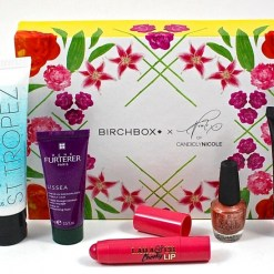 Birchbox August 2015 Candidly Nicole Box